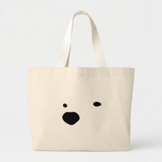 Snowmo Large Tote Bag