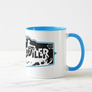 Snowmobiler Mug