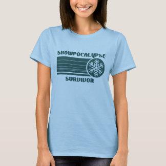 Snowpocalypse Survivor T-Shirt