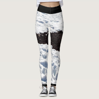 Snows of Mauna Kea Leggings