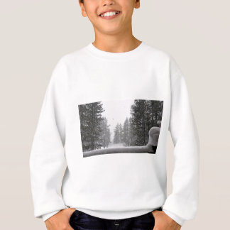 snows sweatshirt