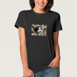 snowshoe canvass kitty shirt