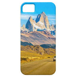 Snowy Andes Mountains, El Chalten, Argentina Barely There iPhone 5 Case