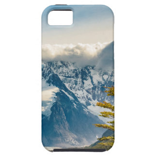 Snowy Andes Mountains, El Chalten Argentina Case For The iPhone 5