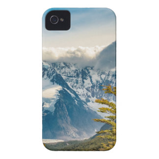 Snowy Andes Mountains, El Chalten Argentina Case-Mate iPhone 4 Cases