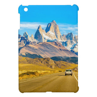 Snowy Andes Mountains, El Chalten, Argentina iPad Mini Cover