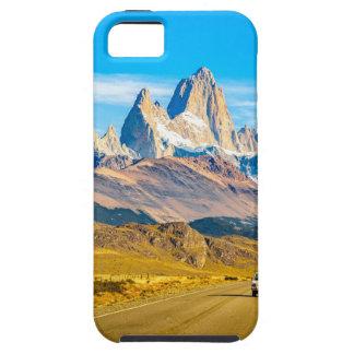 Snowy Andes Mountains, El Chalten, Argentina iPhone 5 Case