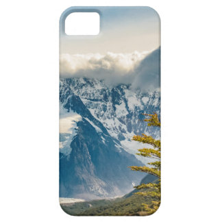 Snowy Andes Mountains, El Chalten Argentina iPhone 5 Cover