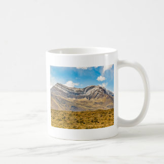 Snowy Andes Mountains Patagonia Argentina Coffee Mug