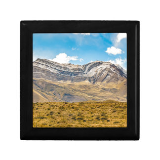 Snowy Andes Mountains Patagonia Argentina Gift Box