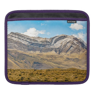 Snowy Andes Mountains Patagonia Argentina iPad Sleeve