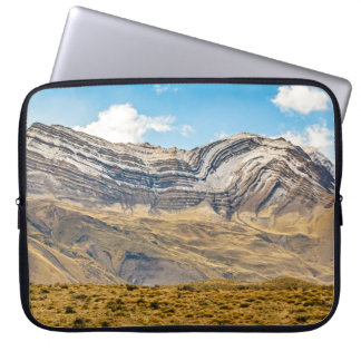 Snowy Andes Mountains Patagonia Argentina Laptop Sleeve