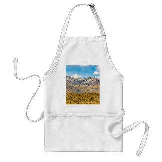 Snowy Andes Mountains Patagonia Argentina Standard Apron