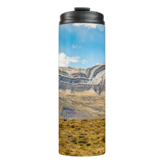 Snowy Andes Mountains Patagonia Argentina Thermal Tumbler