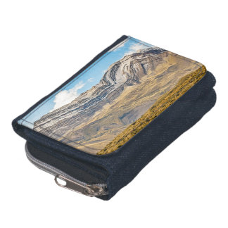 Snowy Andes Mountains Patagonia Argentina Wallets