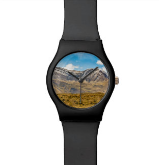 Snowy Andes Mountains Patagonia Argentina Watch