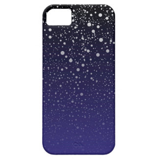 Snowy Backdrop iPhone 5 Cover
