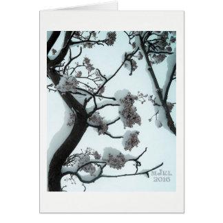 Snowy Berries card. Card