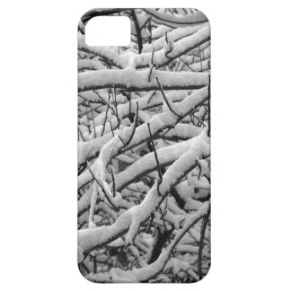 Snowy branches barely there iPhone 5 case