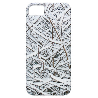 Snowy Branches iPhone 5 Covers