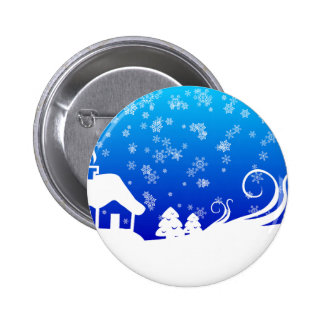 Snowy Day Buttons
