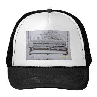 snowy day swing hats