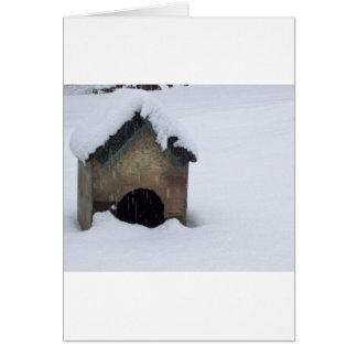 Snowy Days Greeting Card
