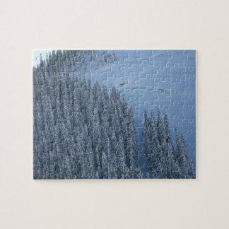 Snowy Days Jigsaw Puzzle