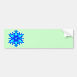 Snowy Dreams Bumper Sticker