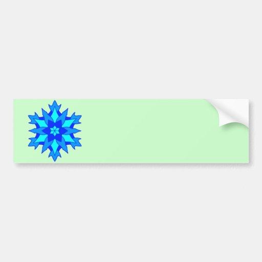 Snowy Dreams Bumper Stickers
