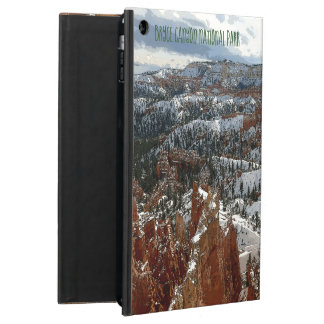 Snowy hike in Bryce Canyon Case For iPad Air