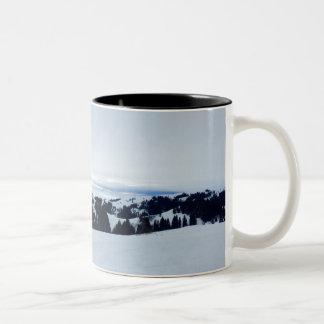 Snowy Hills Mug