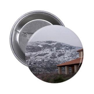 Snowy Mountain Button