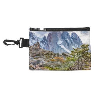 Snowy Mountains at Laguna Torre El Chalten Argenti Accessory Bag