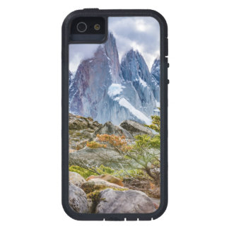 Snowy Mountains at Laguna Torre El Chalten Argenti iPhone 5 Case