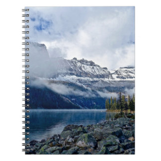 Snowy Mountains Scenic Notebook