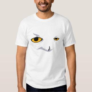 SNOWY OWL Performance Micro-Fiber Singlet T-shirts