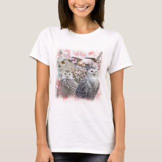 Snowy Owls T-Shirt