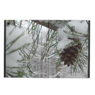 Snowy Pine Branch Winter Nature Photography Powis iPad Air 2 Case