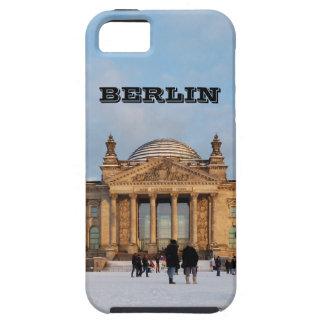 Snowy Reichstag_001.02 (Reichstag im Schnee) iPhone 5 Case