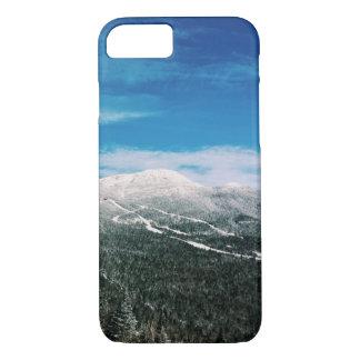 Snowy Ski Mountain iPhone 7 Case