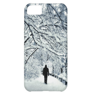 Snowy Solitude iPhone 5C Case