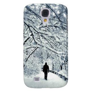 Snowy Solitude Samsung Galaxy S4 Cover