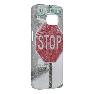 Snowy Stop