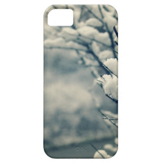 Snowy Tree Mouse Pad Case For The iPhone 5