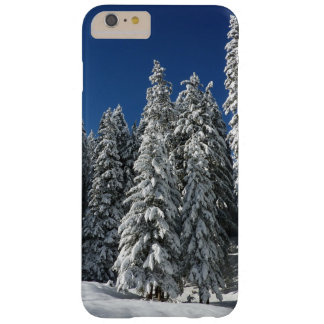 Snowy Trees Winter Frost iPhone 7 Cases
