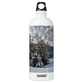 Snowy Winter Day SIGG Traveller 1.0L Water Bottle