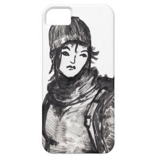 Snowy Winter iPhone 5 Case