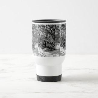 Snowy Winter Landscape  Coffee Mug