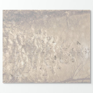 Snowy Winter Landscape Holiday Wrap Wrapping Paper